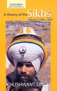 History of Sikhs - 2 Volume , Khushwant Singh