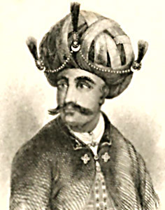 Hyder Ali, British India