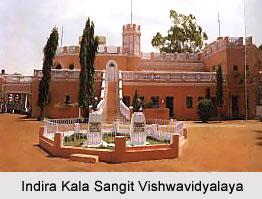 Indira Kala Sangit Vishwavidyalaya