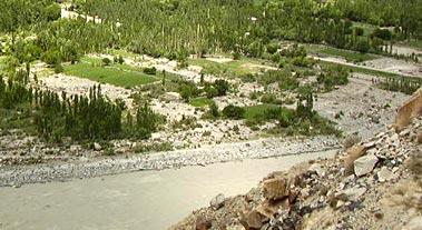 Hunza, Indian River