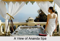 Ananda Spa, Indian Ayurvedic Spa, Uttarakhand