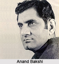 Anand Bakshi, Indian Lyricist