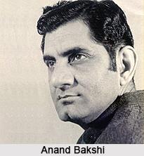 Anand Bakshi, Indian Lyricist