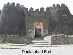 Daulatabad Fort, Maharashtra