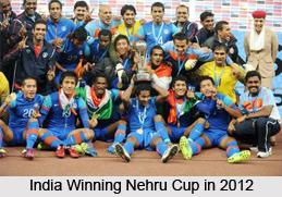 Nehru Cup, International Football Tournament