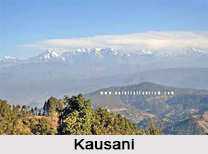 Kausani, Almora District, Uttarakhand