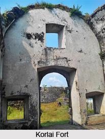 Korlai Fort, Maharashtra
