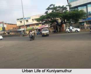 Kuniyamuthur, Coimbatore District, Tamil Nadu