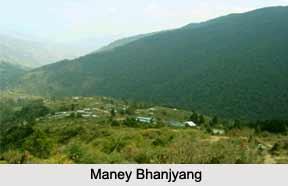 Mane Bhanjang, Darjeeling District, West Bengal