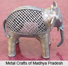 Metal Craft of Madhya Pradesh, Indian Craft