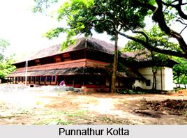 Punnathurkotta, Thirssur District, Kerala