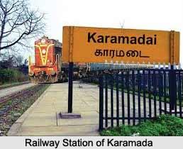 Karamadai, Coimbatore District, Tamil Nadu