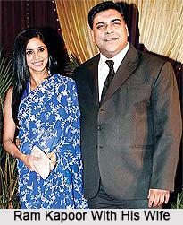 Ram Kapoor, Indian TV Actor