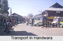 Handwara, Town in Jammu and Kashmir