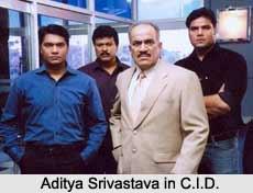 Aditya Srivastava, Indian TV Actor
