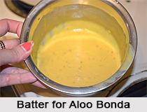 Aloo Bonda, Indian Snacks