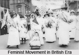 Wave of Western feminism in British India