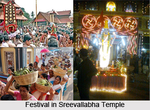 Sreevallabha Temple, Pathanamthitta District, Kerala