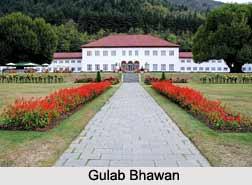 Palaces of Jammu and Kashmir