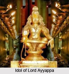 Sabarimala Temple, Kerala