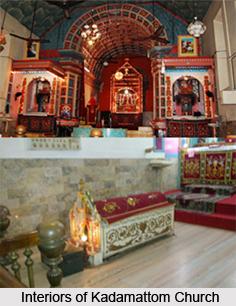 Kadamattom Church, Churches of Kerala