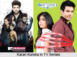 Karan Kundra, Indian TV Actor