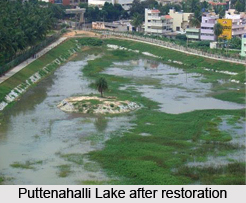 Puttenahalli Lake, Bengaluru