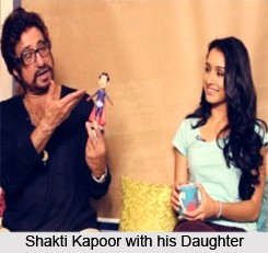 Shakti Kapoor, Indian Comedian and Villain