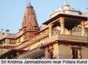 Potara Kund, Pond in Mathura