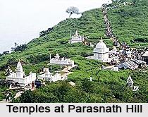 Parasnath Hills, Jharkhand