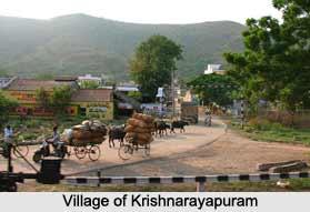 Krishnarayapuram, Karru District, Tamil Nadu