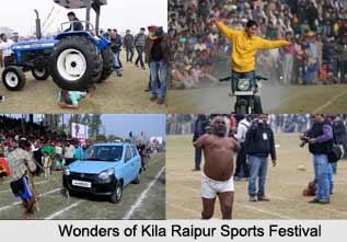 Kila Raipur Sports Festival, Ludhiana, Punjab