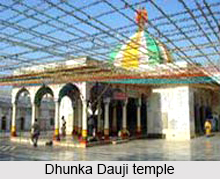 Dhunka Dauji or Luk-Luk Dauji, Shrine in Mathura