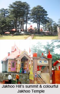 Jakhoo Hill, Shimla, Himachal Pradesh