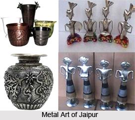 Metal Art, India