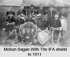 IFA Shield, Football Tournament