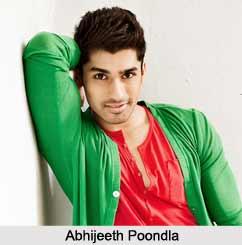 Abhijeeth Poondla, Indian Movie Actor