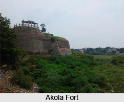 Akola Fort, Monuments of Maharashtra
