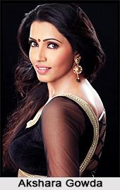 Akshara Gowda, South Indian Actress