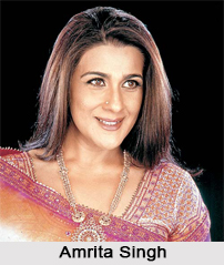 Amrita Singh, Bollywood Actress