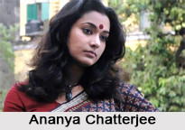 Ananya Chatterjee, Indian Actress