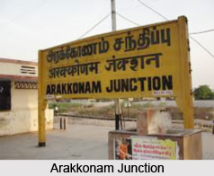 Arakkonam, Tamil Nadu