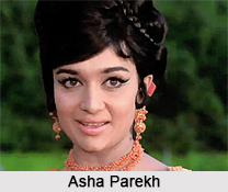 Asha Parekh, Bollywood Actress