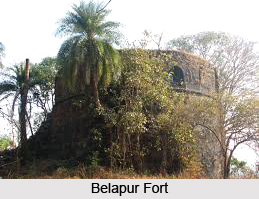 Belapur Fort, Monuments of Maharashtra