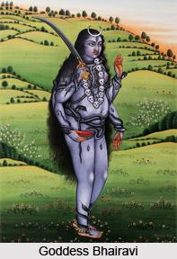 Bhairavi, Indian Goddess
