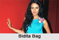 Bidita Bag, Indian Actress