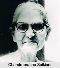 Chandraprova Saikiani  , Indian Social Activist