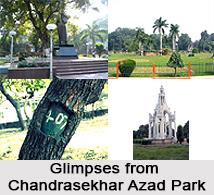 Chandrasekhar Azad Park, Allahabad