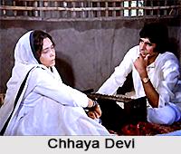 Chhaya Devi, Indian Movie Actress