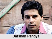 Darshan Pandya, Indian TV Actor